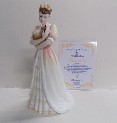 Royal Doulton figurine Kimberley (signed Ltd Edition)
