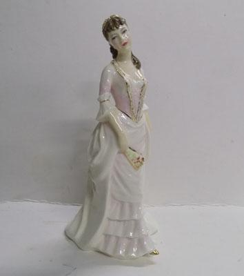 Royal Doulton figurine Countess of Chell (signed)