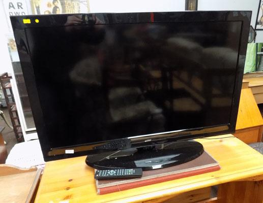 "MMC 40"" TV (w/o) Remote in office"