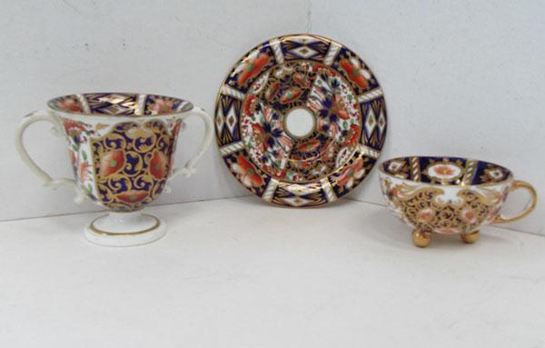 3x Pieces of Crown Derby