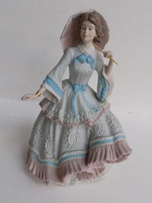 Wedgwood Spink Limited Edition Figurine