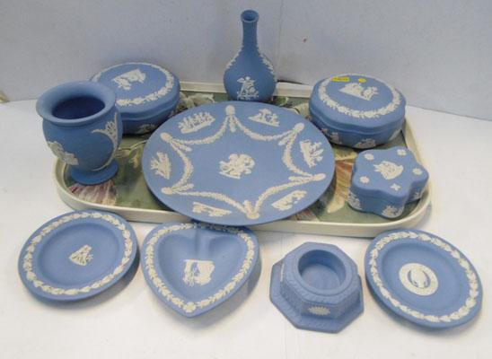 10 Pieces various Wedgwood