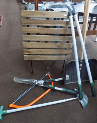 Large selection of quality garden tools
