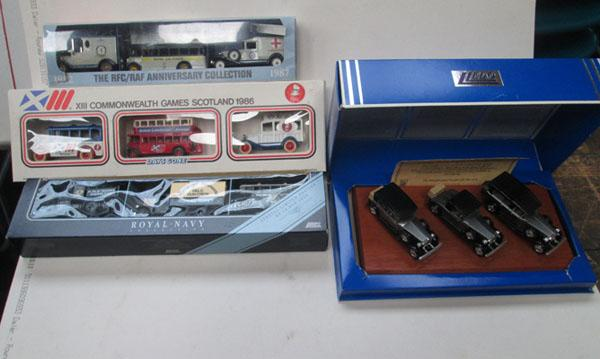 Vintage Rolls Royce and other collectables