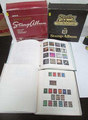 Collection of British Stamps