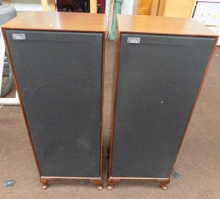 Pair of Ditton speakers celestion