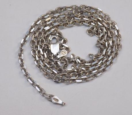 Sterling silver I.B.B neck chain