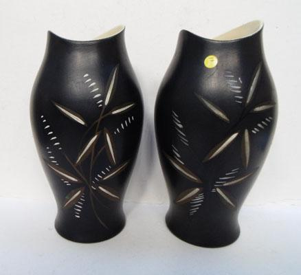 Pair of Harrow vases