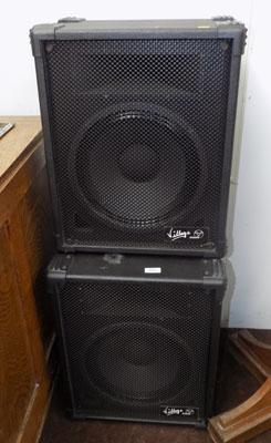 2x Village speakers
