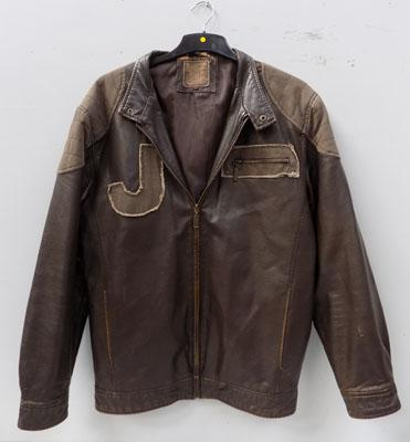 Vintage Judas leather jacket-1960's