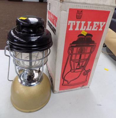Tilley storm lamp