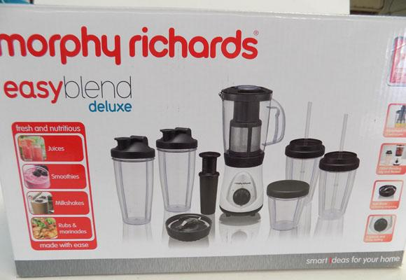 Morphy Richards blender (new) w/o