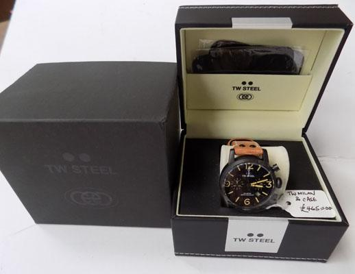 TW steel (new) watch Boxed