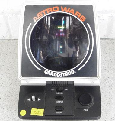 Vintage Astro Wars game with batteries w/o