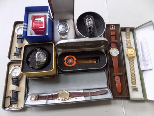 10 Boxed watches (untested)