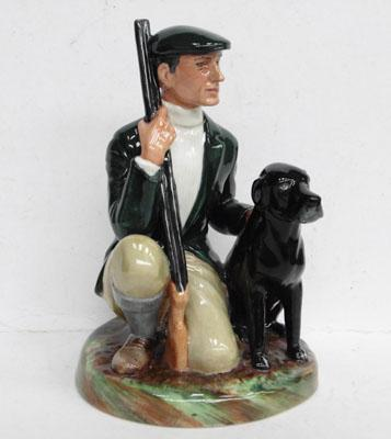 Royal Doulton 'The Gamekeeper'