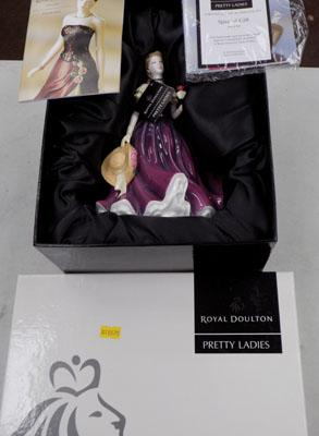 Royal Doulton boxed pretty ladies special gift