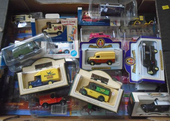 22x Boxes of die cast cars