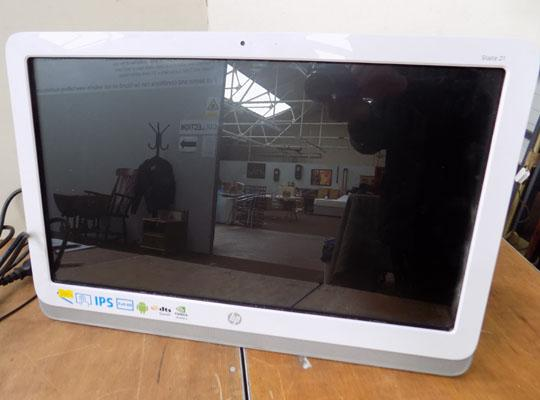 HP touchscreen tablet  w/o except camera