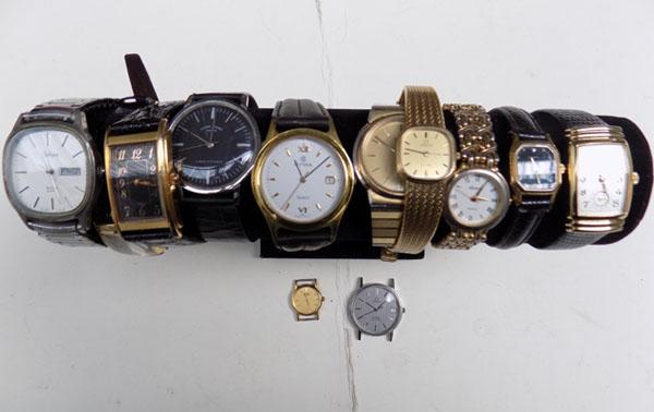 Selection of watches-some working