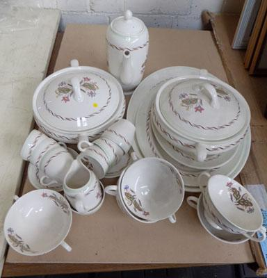 Royal Doulton 'Woodland' dinner service
