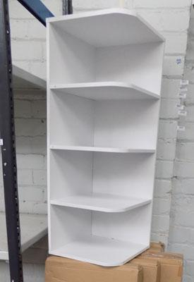 6x New shelving units (5 flat packed)