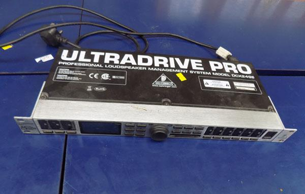 Ultradrive pro management system