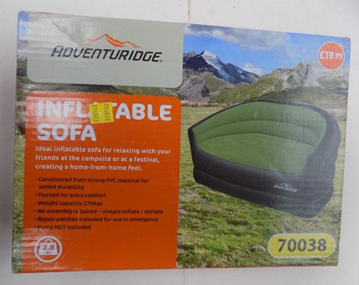 Inflatable sofa (new)