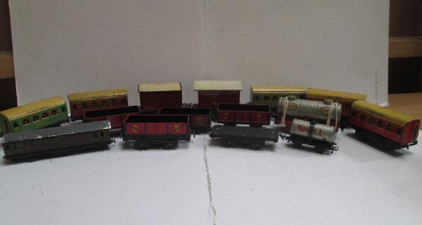 Chad Valley Rolling Stock