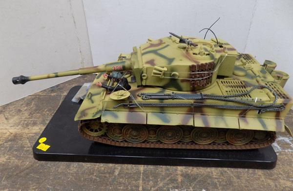 German heavy tank camouflage by 21st Century toys