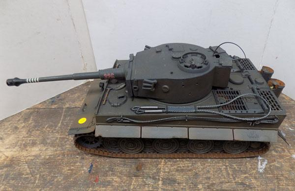 German heavy tank green by 21st Century toys
