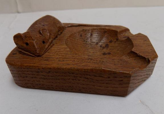Mouseman Ashtray