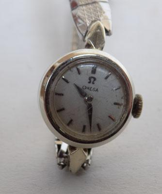 Genuine old ladies Omega wind-up watch