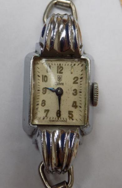 Authentic vintage Rolex Tudor ladies watch