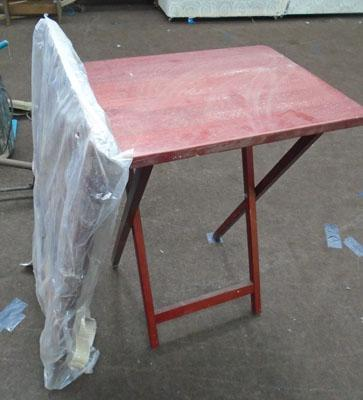 2 Fold up tables