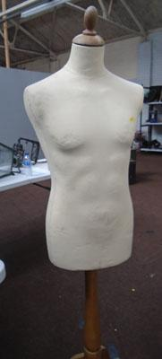 Male dress makers mannequin