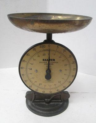 Victorian Post office scales