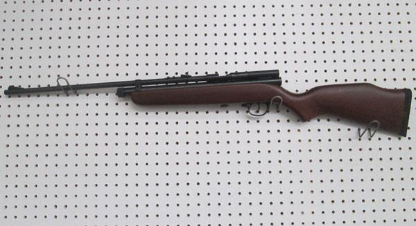 SMK Co2 air rifle (Co2 in office)