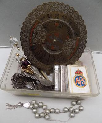 Selection of mixed collectables inc vintage items