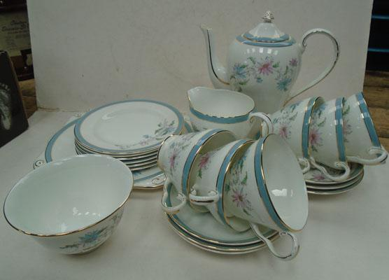 Royal Grafton coffee set