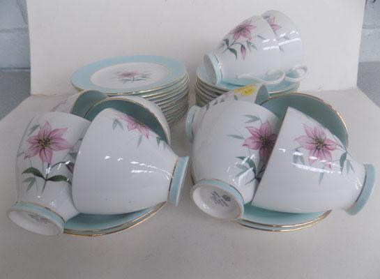 Royal Albert Elfin teaset