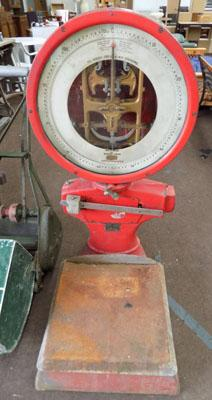 WAT Avery Ltd Birmingham scales