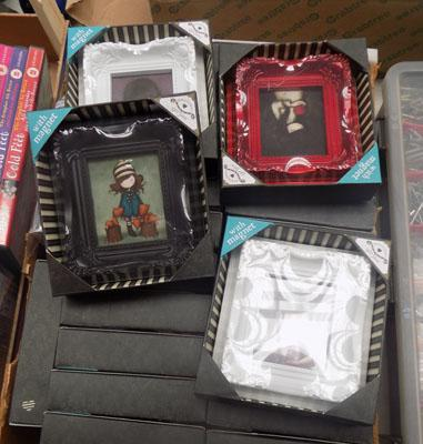 Box of Santoro designer pictures