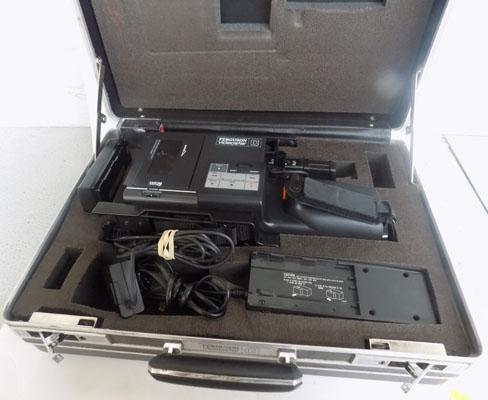 Vintage Ferguson video camera & accessories in original case