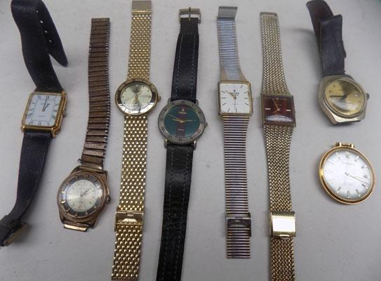 Selection of watches inc pocket watch