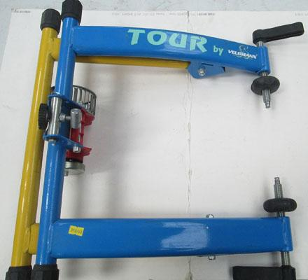 Velomann cycle turbo trainer