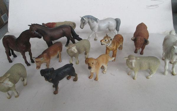 Selection of Schlech animals