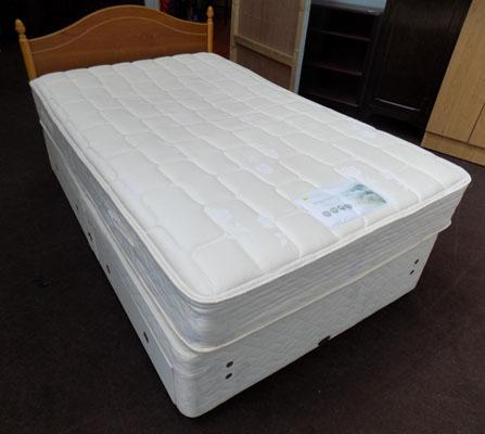 Myers sprung base divan bed