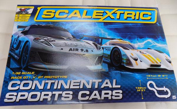 Boxed new Scalextric
