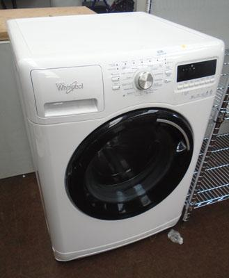 Whirlpool electronic washer